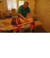 Владимир, массажистка 44 года