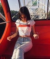 Карина, массажистка 24 года