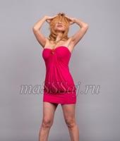 Камила, массажистка 37 лет