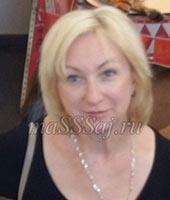 АЛЯ, массажистка 47 лет