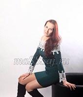 Ника, массажистка 34 года