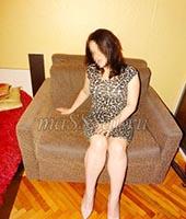 Марина, массажистка 36 лет