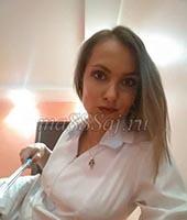Марина выезд, массажистка 35 лет