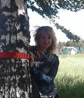 Юлия, массажистка 39 лет