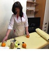 Алеся, массажистка 30 лет