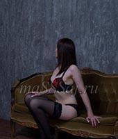 Алёна, массажистка 24 года