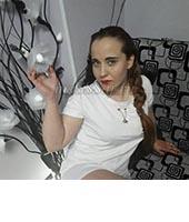 Илона, массажистка 28 лет