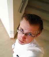 Максим, массажист 29 лет