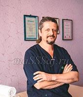 Андрей, массажист 47 лет