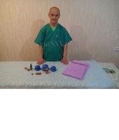 Сергей, массажист 48 лет
