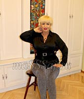 Илона, массажистка 42 года
