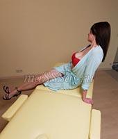 Вика, массажистка 32 года