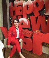 Елена, массажистка 34 года
