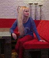 Мария, массажистка 25 лет