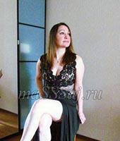 Ангелина, массажистка 38 лет