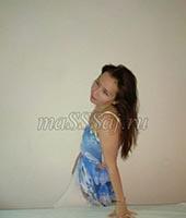 Елена, массажистка 29 лет
