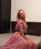 Яна, массажистка 30 лет
