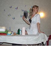 Инга, массажистка 37 лет