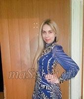 Таня, массажистка 35 лет