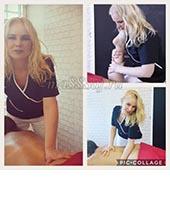 Наталья, массажистка 29 лет