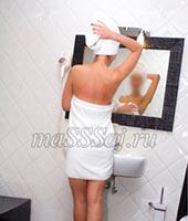 Карина, массажистка 29 лет