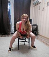 Эля, массажистка 36 лет