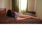 Алена, массажистка 28 лет
