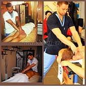 Влад, массажист 30 лет