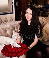 Ксюша, массажистка 27 лет