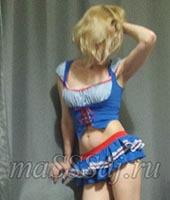 Ляля, массажистка 33 года