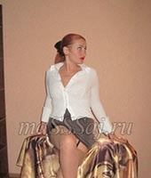 Катя, массажист 39 лет