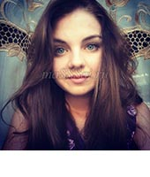Аня, массажистка 24 года