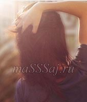 Жасмин, массажистка 29 лет