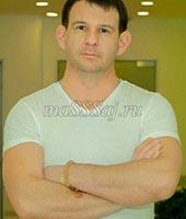 Сергей, массажист 40 лет
