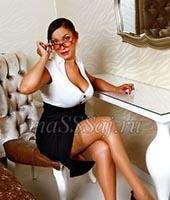 Людмила, массажистка 43 года