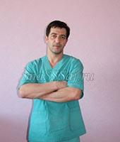 Евгений, массажист 46 лет