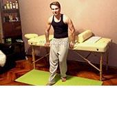 Глеб, массажист 30 лет