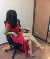 Эля, массажистка 25 лет