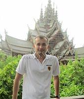 Иван, массажист 33 года