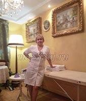 Адель, массажистка 41 год