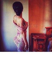 Виктория, массажистка 30 лет