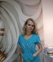 Наталья, массажистка 40 лет