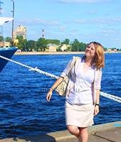 Юлия, массажистка 36 лет