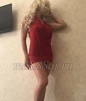 Лана, массажистка 38 лет