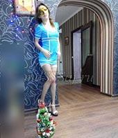Настенька, массажистка 22 года