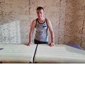 Ренат, массажист 41 год