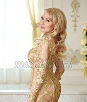 Алёна, массажистка 32 года