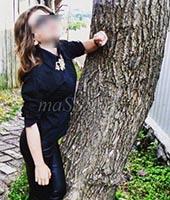 Саша, массажистка 27 лет