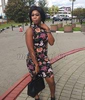 Соня, массажистка 25 лет