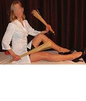 Марианна, массажистка 37 лет